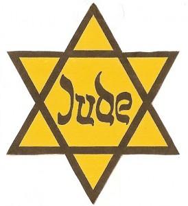 Davidova hvězda JUDE