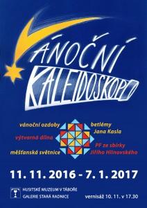 Vánoční kaleidoskop_plakátek