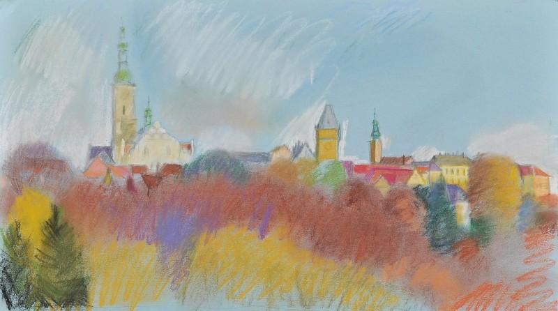 Emil-Ruzicka_Tabor-pastel_vn