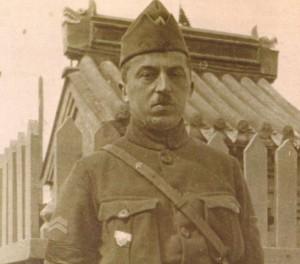 mjr. Josef Hříbek v