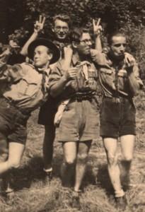 1. odd. Tábor 1945 _foto sepie_v