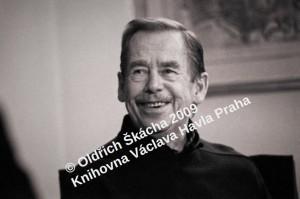 Vaclav Havel - foto Oldrich Skacha_mini_c