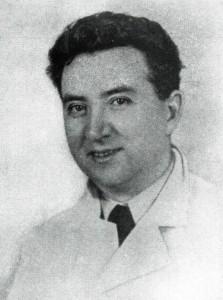 MUDr. Josef Piťha řídící primář táborské nemocnice v roce 1940